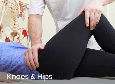 Chiropractic Care for Knees and Hips in Mississauga