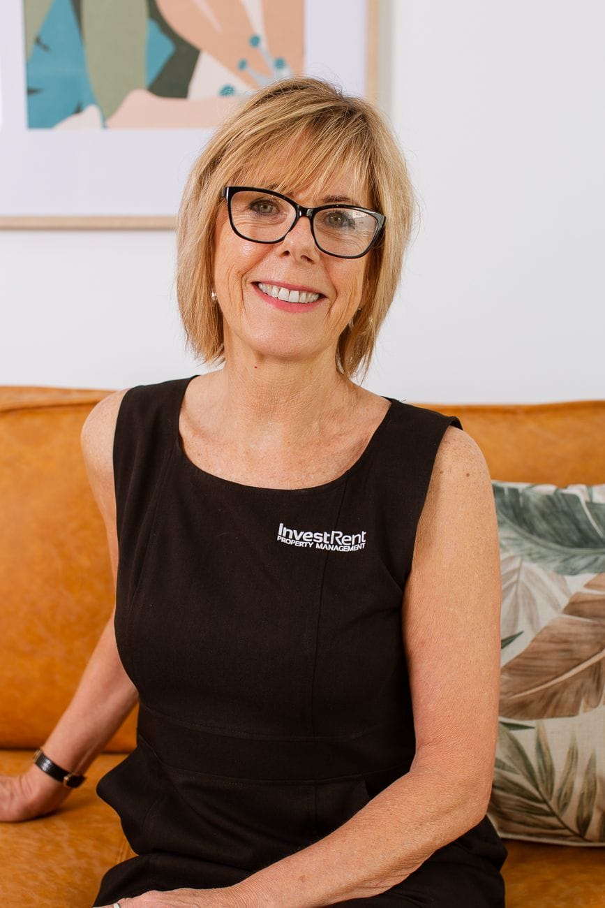 Sandra Murray, InvestRent Receptionist