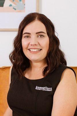 Jacinta Greentree, InvestRent Executive Asset Manager