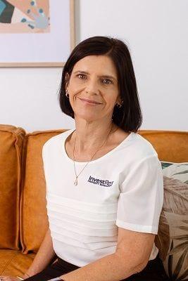 Kirsty McLaren, InvestRent Executive Asset Manager