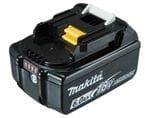 Makita BL1860B-L 18V 6.0Ah Li-ion Cordless Battery with Gauge