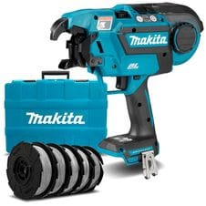 Makita 18V Li-ion Cordless Brushless Rebar Tying Tool - Skin Only