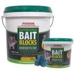 Rat & Mouse Bait Blocks 3kg & 10kg