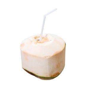 Coconut - Drinking