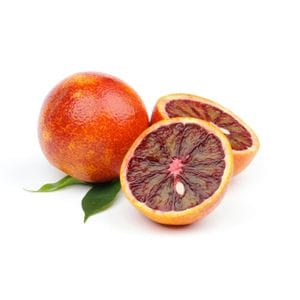 Oranges - Blood