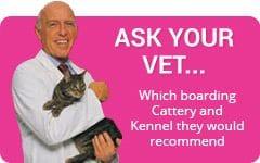 Jandakot kennels recommended by vets in our area.