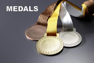 Fast Turnaround Medals - Sydney