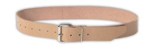 "Kuny EL901 2"" Leather Work Belt (waist size 29""-46"")"