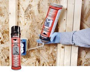 Handi-Foam P30101 Straw Foam Sealant 20oz