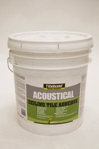 Franklin Titebond Green Choice Tile Adhesive 4gal