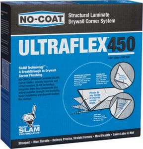 No-Coat Ultra Flex Corner 450 100' Roll