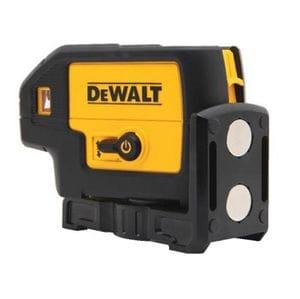 Dewalt DW085K 5 Spot Laser - Plumb Bob
