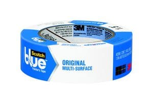 "3M SCOTCH 2090 LONG MASK MASKING TAPE 1-1/2"" X 180' 12RL/BX"