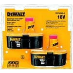 DeWalt DC9096-2 18V XRP Battery Pack - 2/pkg
