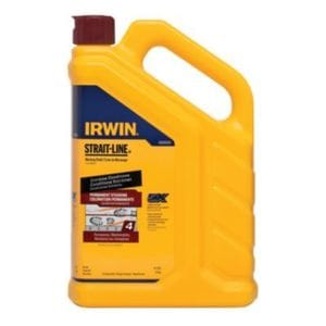 IRWIN 4935526 4LB. RED PERMANENT CHALK