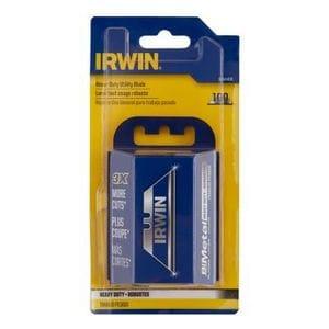 Irwin Bi-Metal Blue Blades Utility 100pk