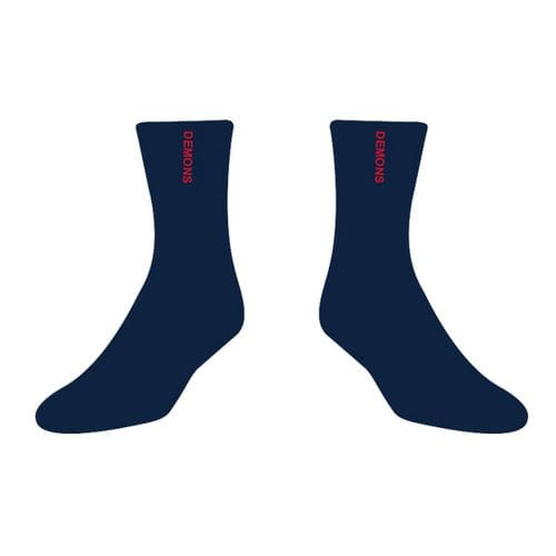 HC Demons Sports Socks