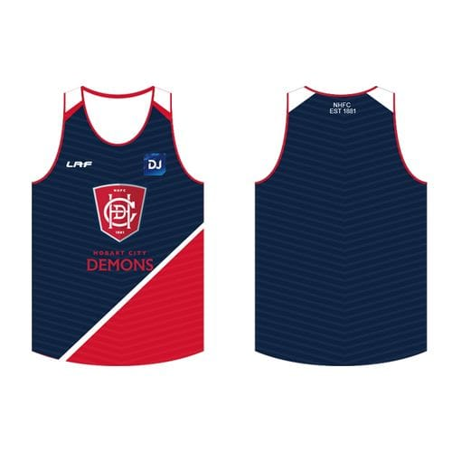 HC Demons Training Singlet