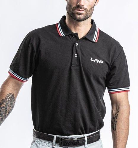 Mens Cut & Sew Polo Shirt