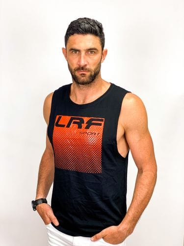 LRF Graphic Muscle Tank