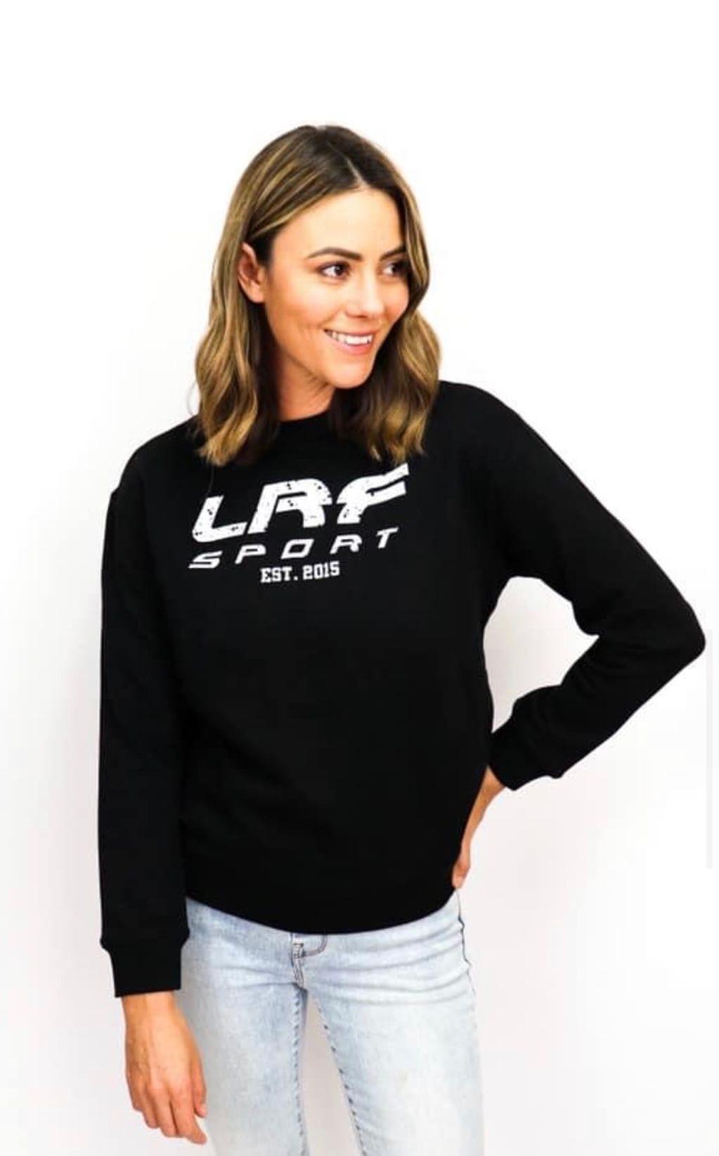 LRF Womens Crew Sweater