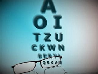 When do you need to get an eye test?