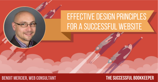Listen to my podcast Effective Design Principles For A Successful Website