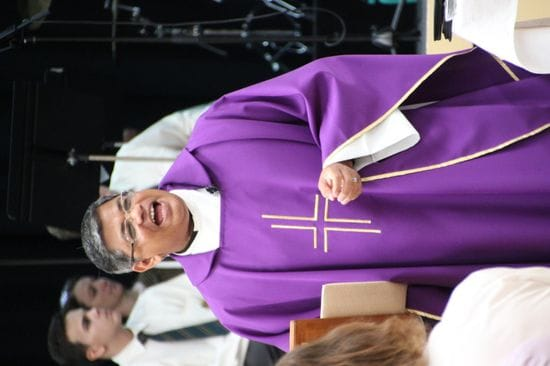 Ash Wednesday Liturgy