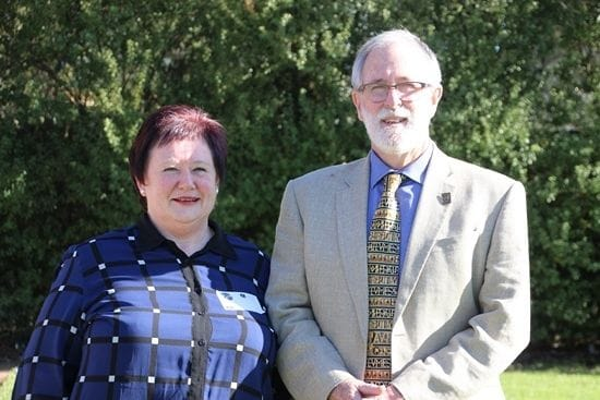 Dr McEvoy Honoured