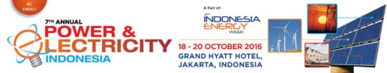 HRL sponsors 7th Annual Power & Electricity Indonesia Week