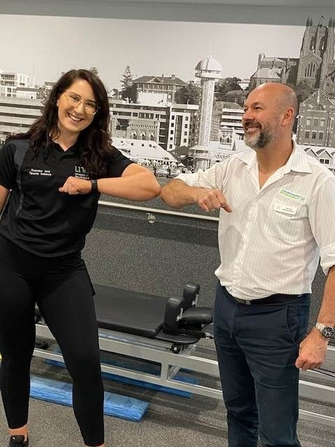 Meet Exercise Physiologist Sara Briscoe-Hough