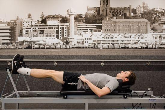Top 5 Benefits of Pilates
