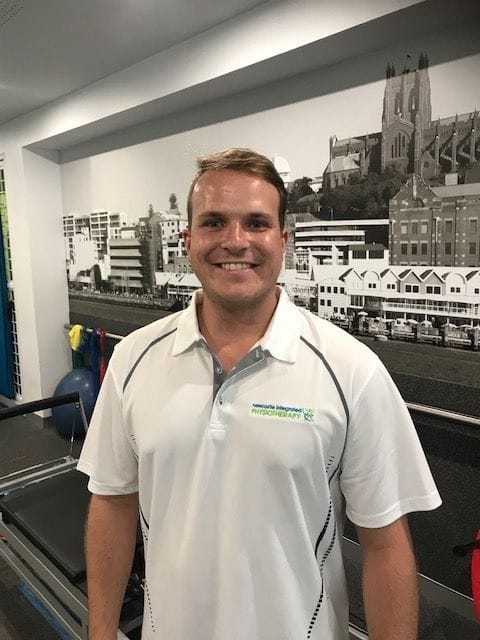 Meet Our New Physiotherapist Marnus