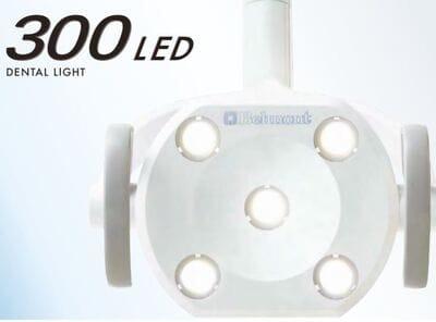 Med and Dent Belmont 300 LED Light