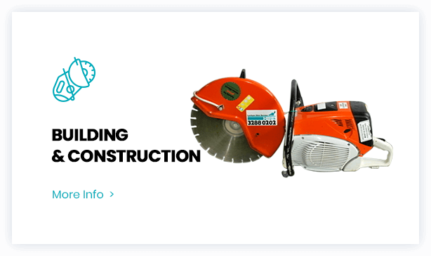 Building & Construction Equipment Hire in Ipswich & South East QLD
