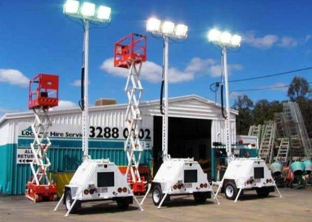 Equipment hire in Ipswich