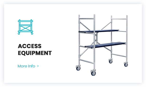 Access Equipment hire in Ipswich & South East QLD