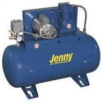 Air Compressor - Electric (4.5cfm to 12cfm)