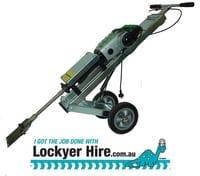 Jackhammer Trolley