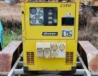 Generator - Diesel (20kva) Silenced