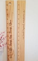 Loved Beyond Measure Height Chart