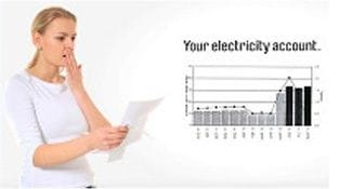 7 reasons why your power bill is high