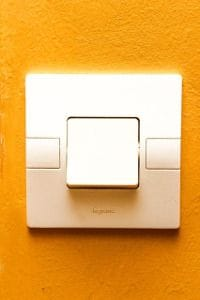 How do you know your light switch is wearing out?