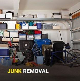 Junk Removal | High Energy Transport Inc.