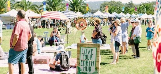 BIGGER, BRIGHTER, BOLDER, LIVE WELL FESTIVAL RETURNS