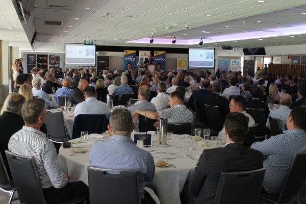 Gosford Erina Business Chamber Luncheon