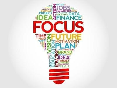 Do you value your focus?