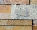 Staxstone - Norstone Natural Stone Veneer - XL Rock Panel Aztec Sample