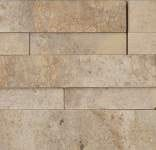 Stone veneer - Aksent 3D Beige Marble Sample