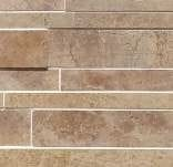 Staxstone Natural Stone Veneer - Lynia IL Tile Mosaic Beige Marble Sample